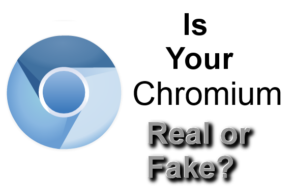 Real or fake chromium